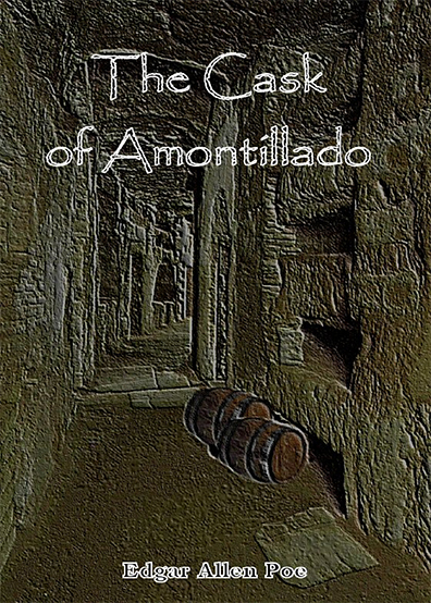 the diabolic narrator in the cask of amontillado a short story by edgar allan poe The alan parsons project put edgar allan poe's famous short story of revenge,the cask of amontillado, to music.
