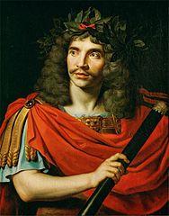 188px-Molière_-_Nicolas_Mignard_(1658) (via Wikipedia)