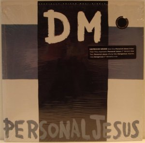 Personal Jesus and Dangerous Single Edition (via Amazon.com)