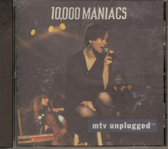 """""""JEZEBEL"""" Is My All-Time Favorite Jam From The Band 10,000 MANIACS Off Of Their 1993 """"10,000 MANIACS: MTV UNPLUGGED"""" Album !!!"""