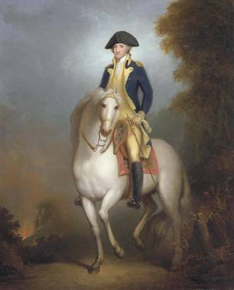 George Washington (via askart.com)