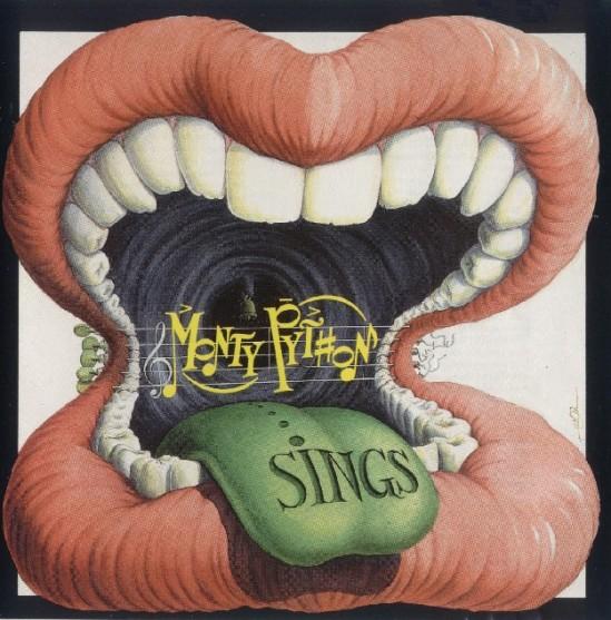 Monty Python Sings - Monty Python (via Amazon.com)