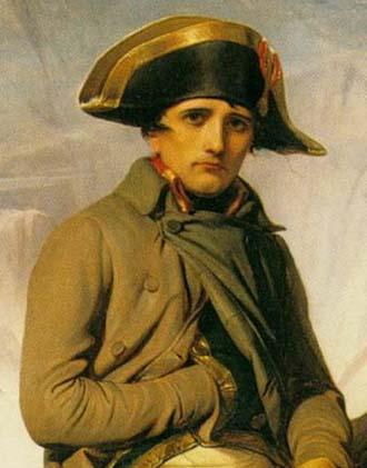 Napoleon Bonaparte (via logoi.com)