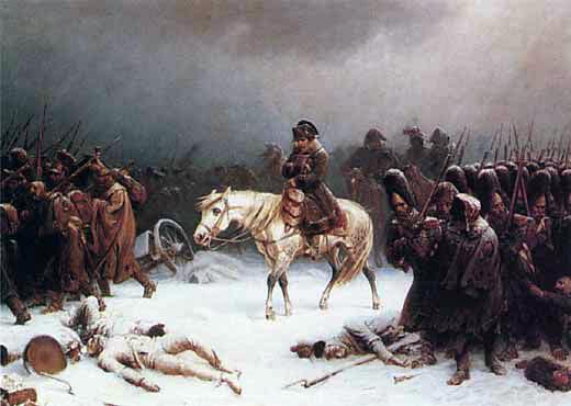 Napoleons_retreat_from_moscow (via Wikipedia)