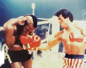 ROCKY III (screenshot)