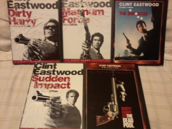 """The """"DIRTY HARRY"""" Collection"""