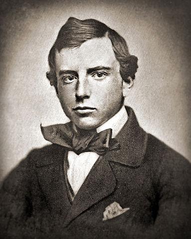 383px-Henry_Brooks_Adams,_Harvard_graduation_photo (via Wikipedia)