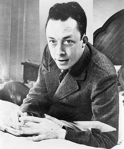Albert_Camus (via Wikipedia)