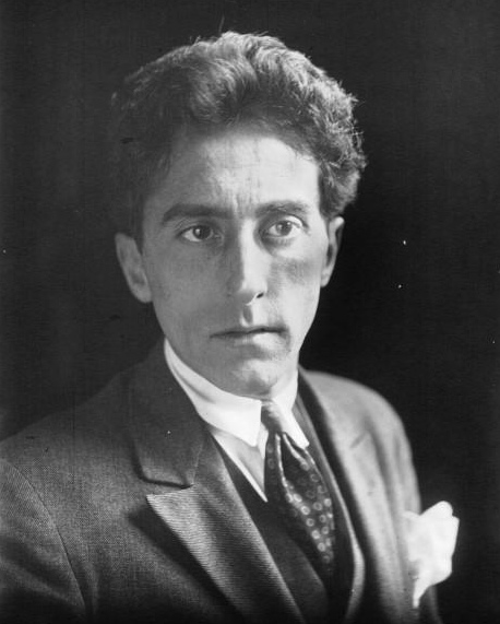Cocteau_1923 (via Wikipedia)