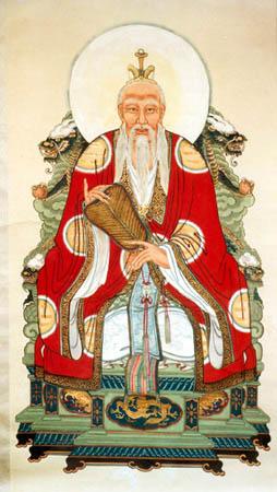 DaodeTianzun (via Wikipedia)