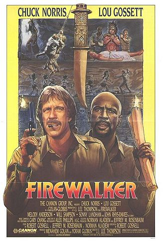 Firewalkerposter (via Wikipedia)