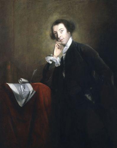 NPG 6520,Horatio ('Horace') Walpole, 4th Earl of Orford,by Sir Joshua Reynolds