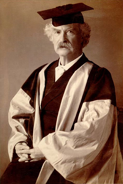 Mark_Twain_DLitt (via Wikipedia)