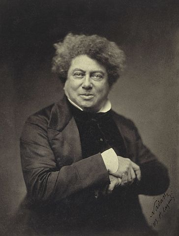 Nadar_-_Alexander_Dumas_père_(1802-1870)_-_Google_Art_Project_2 (via Wikipedia)
