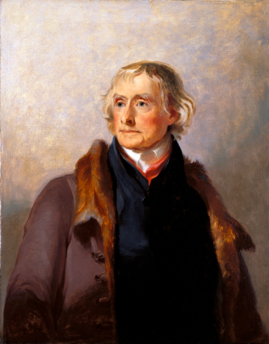 Thomas Jefferson (via realclearscience.com)