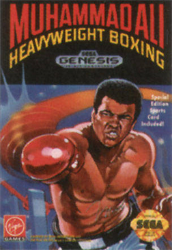 Muhammad Ali - Heavyweight Boxing for SEGA Genesis