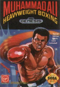 Muhammad Ali - Heavyweight Boxing for SEGA Genesis